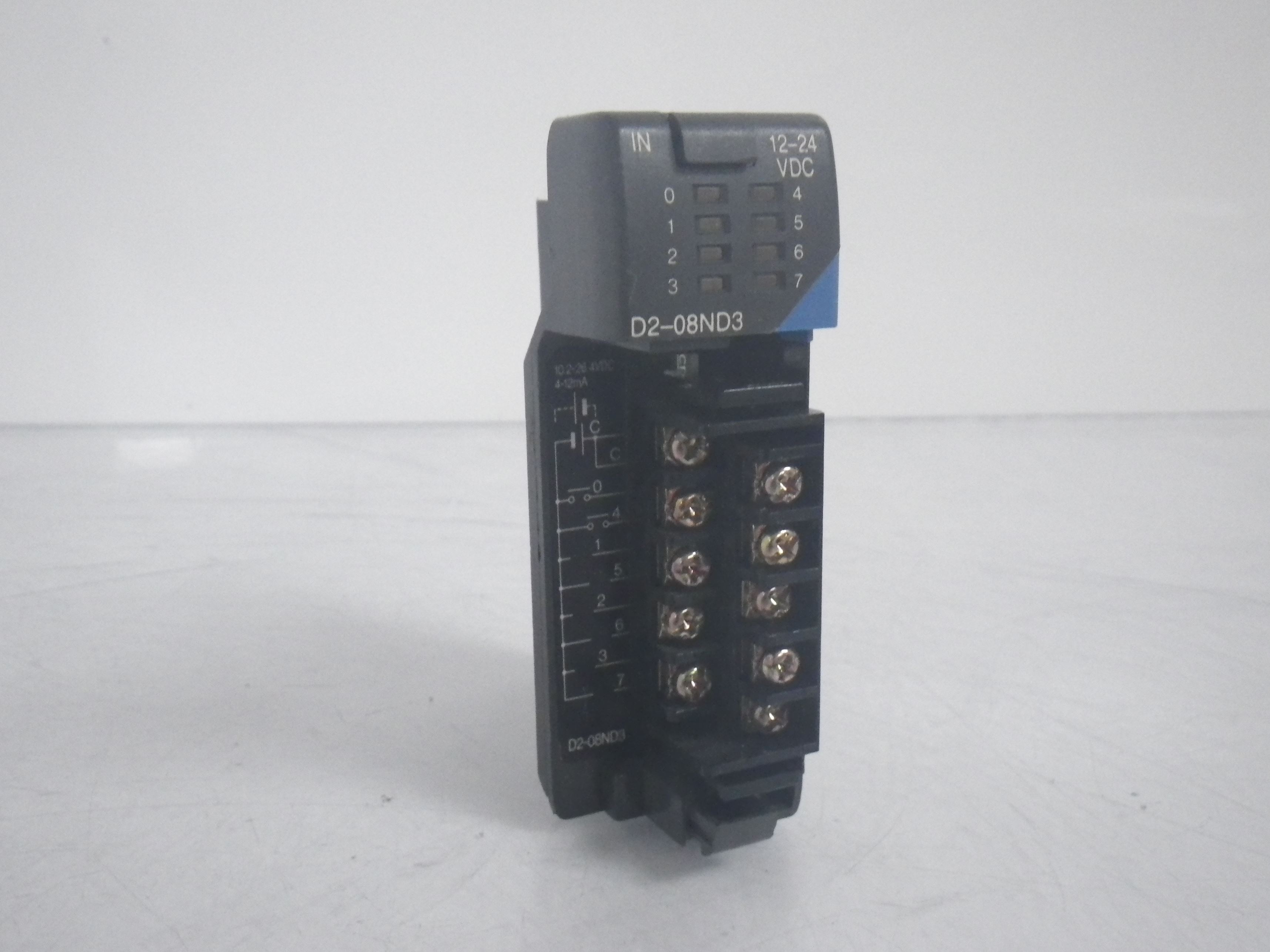 Details about D2-08ND3 PLC Direct Koyo input module (Used and Tested)