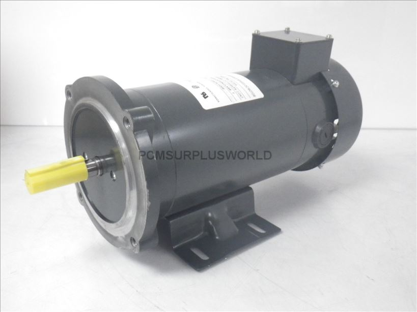 Dc504 Omnidrive Variable Speed Dc Motor 90vdc 1hp 1750rpm