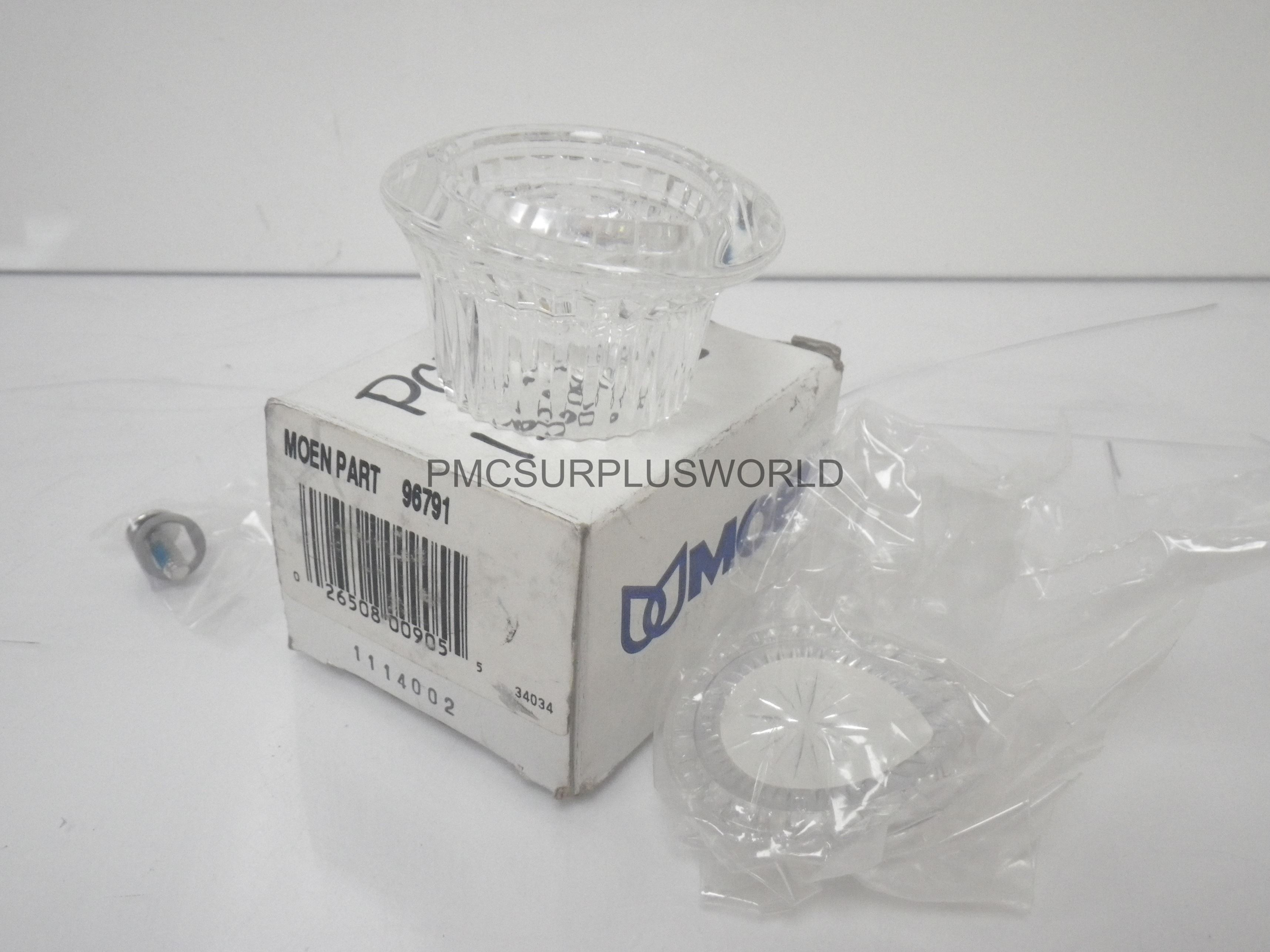 96791 Moen Clear Replacement Faucet Handle (New in Box) 26508009055 ...