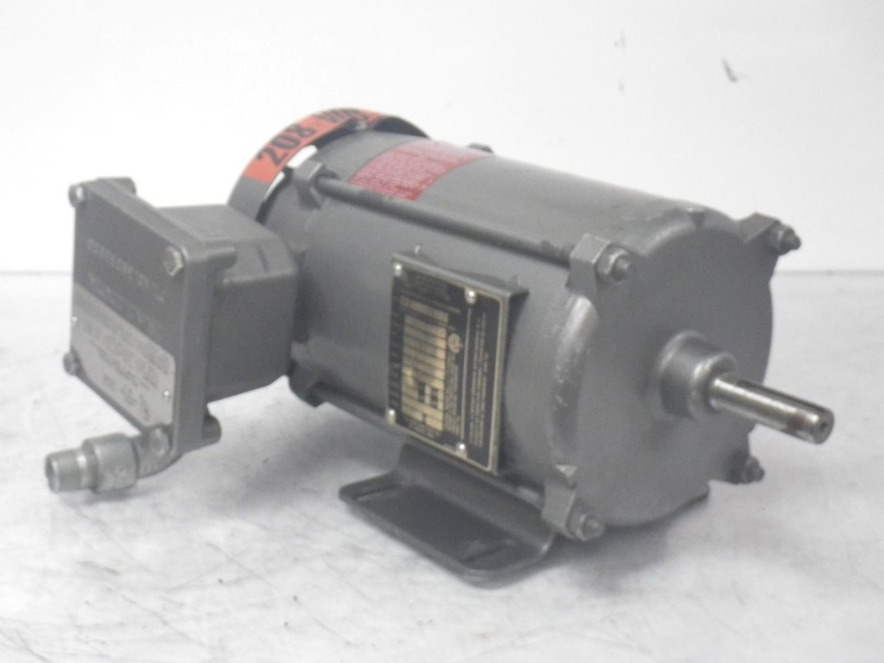 IMGP6484M7002A BALDOR Motor 13hp 208-230460v 1.8-1.60.8a 1725rpm 60cycle (6)