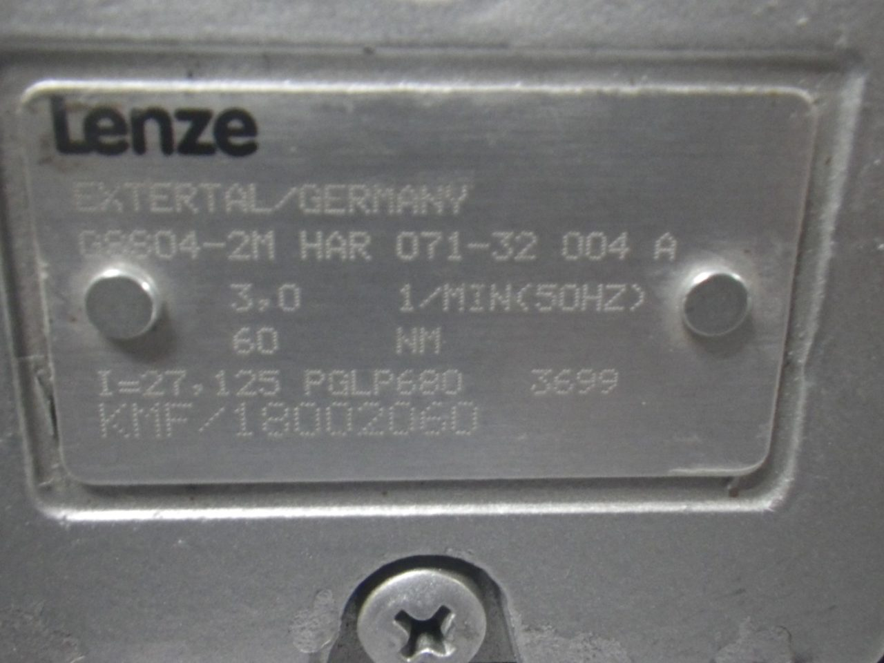 IMGP6494LENZE Motor + Gearbox 0.37kw or 12hp ip65 (3)
