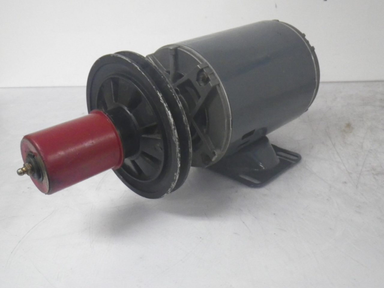 IMGP65595K36MN4B 160 58B GE Motor With LOVEJOY Pulley Type 160 58b 12hp 208-230460v 1725rpm (10)