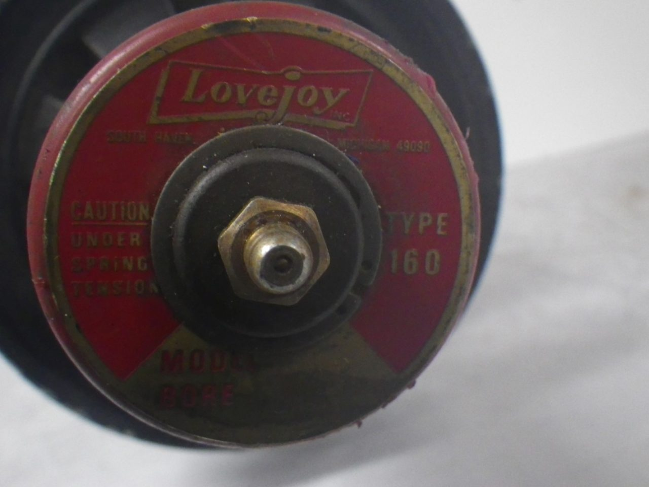IMGP65595K36MN4B 160 58B GE Motor With LOVEJOY Pulley Type 160 58b 12hp 208-230460v 1725rpm (2)