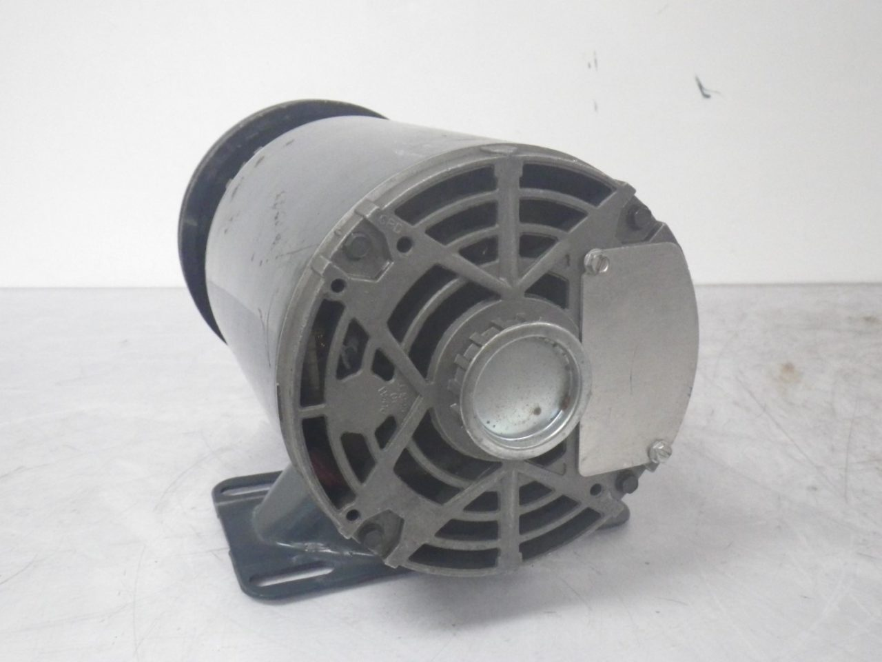 IMGP65595K36MN4B 160 58B GE Motor With LOVEJOY Pulley Type 160 58b 12hp 208-230460v 1725rpm (5)