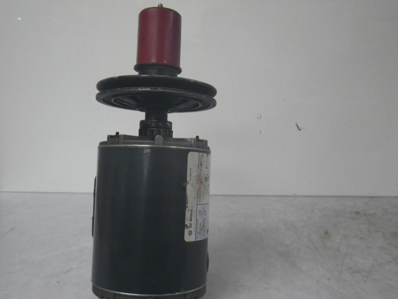 IMGP65595K36MN4B 160 58B GE Motor With LOVEJOY Pulley Type 160 58b 12hp 208-230460v 1725rpm (7)