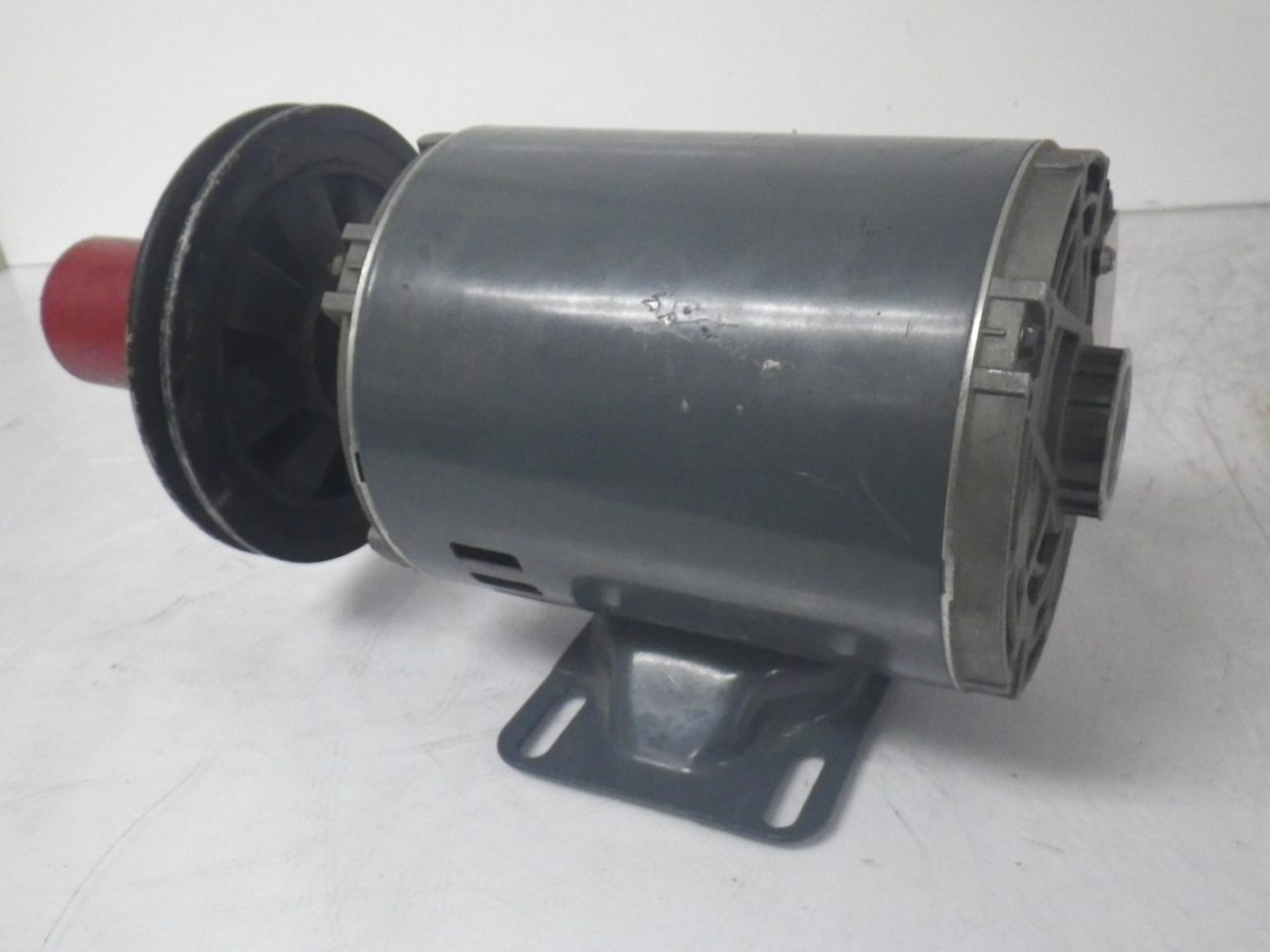 IMGP65595K36MN4B 160 58B GE Motor With LOVEJOY Pulley Type 160 58b 12hp 208-230460v 1725rpm (9)