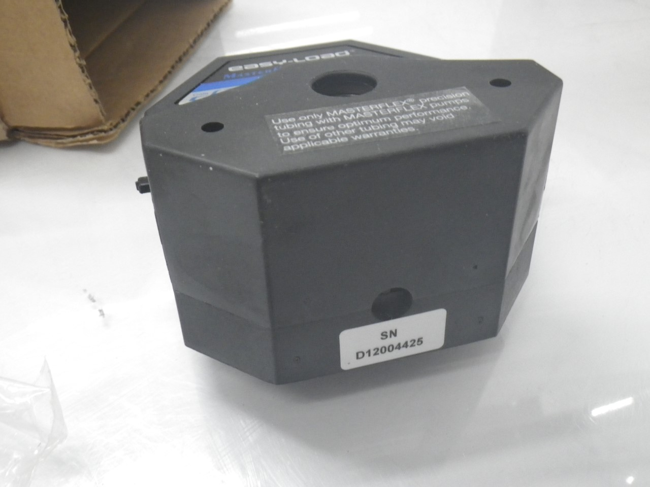 IMGP11207518-62 Cole Parmer Easy-load Masterflex Ls 7518-62 Pump Head (New with Box) (6)
