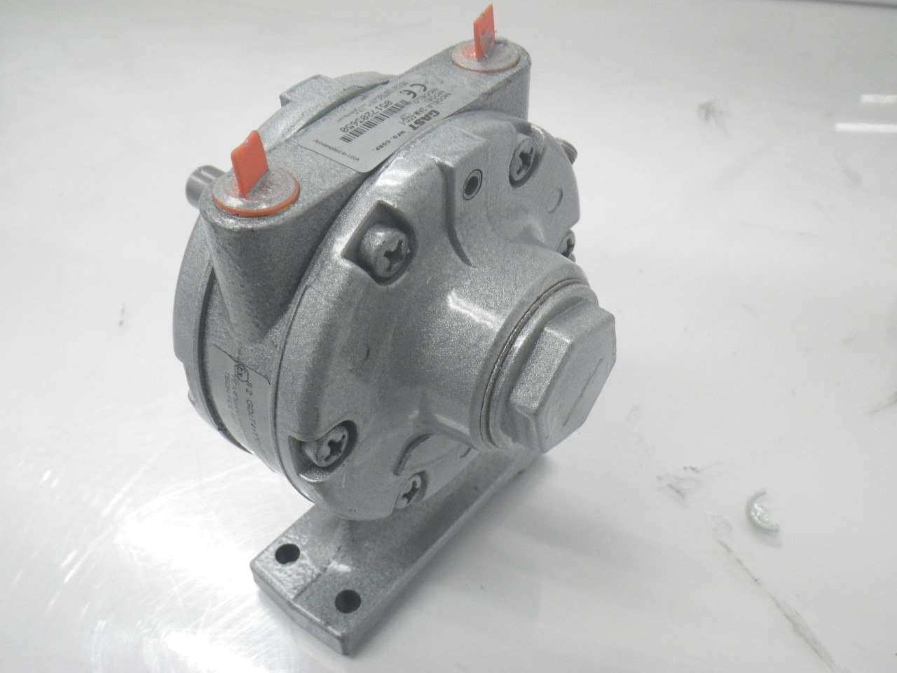 IMGP11832AM-FCC-1 Gast Air Motor (Used Tested) (Very Good Condition) (10)