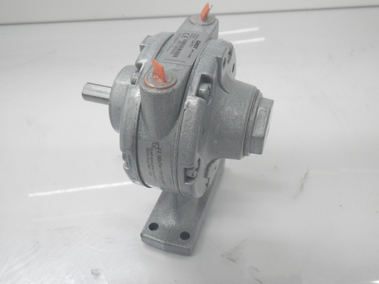 IMGP11832AM-FCC-1 Gast Air Motor (Used Tested) (Very Good Condition) (4)