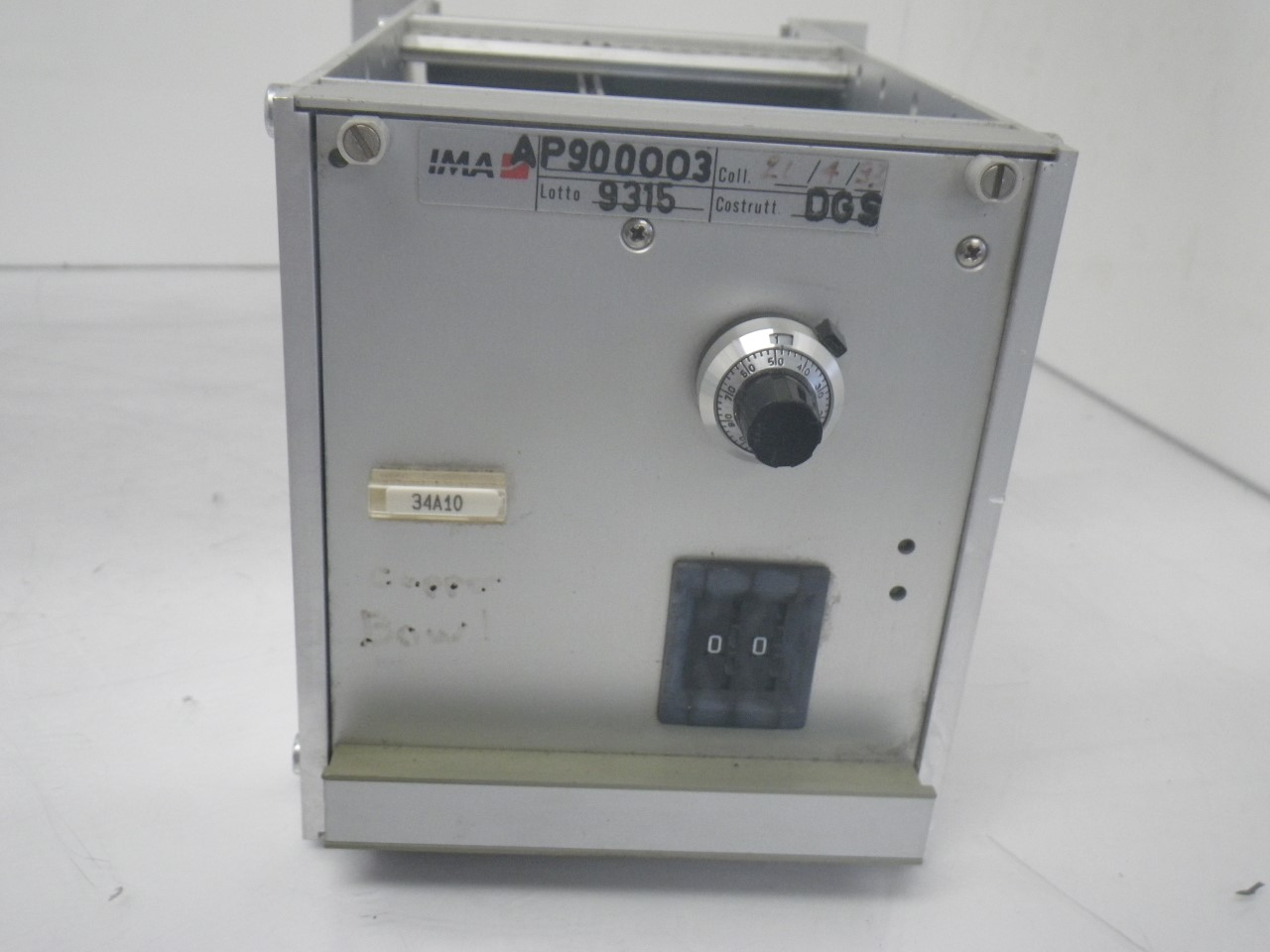 IMGP6890AP900003 Ima Control Module,Very Powerful and Very Useful Module(Used Tested)  (26)
