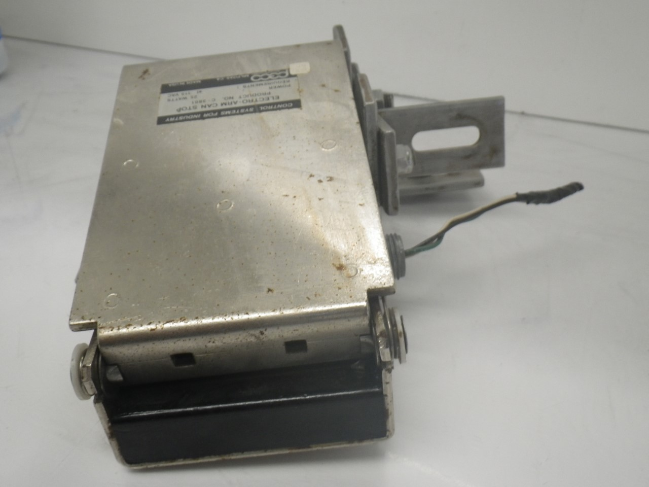 IMGP6937C-3801 C-3800A 3012Peco Electro-arm Controls forPackage Inspection(Used Tested) (13)