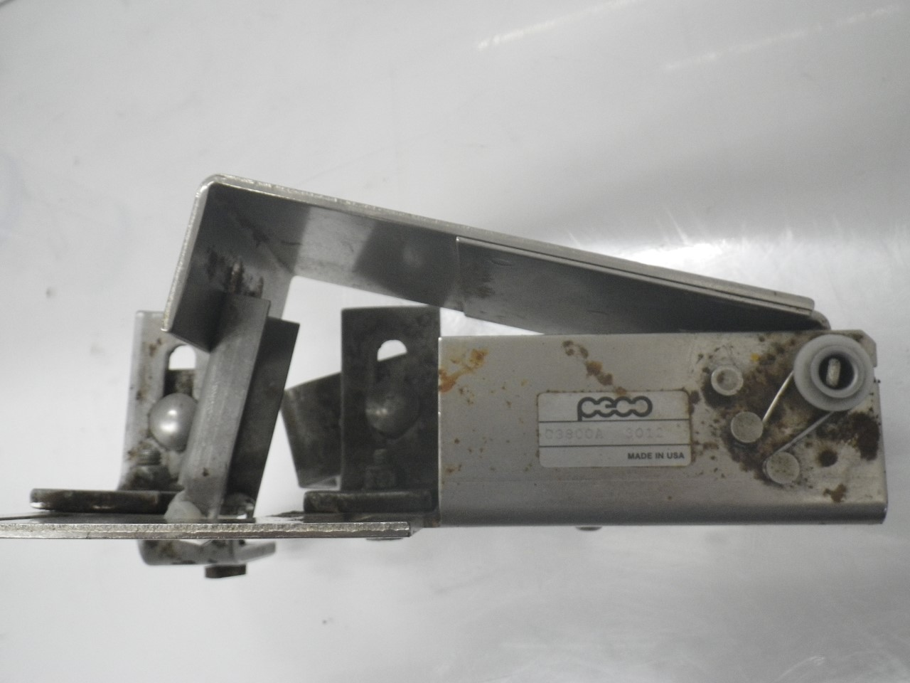 IMGP6937C-3801 C-3800A 3012Peco Electro-arm Controls forPackage Inspection(Used Tested) (14)