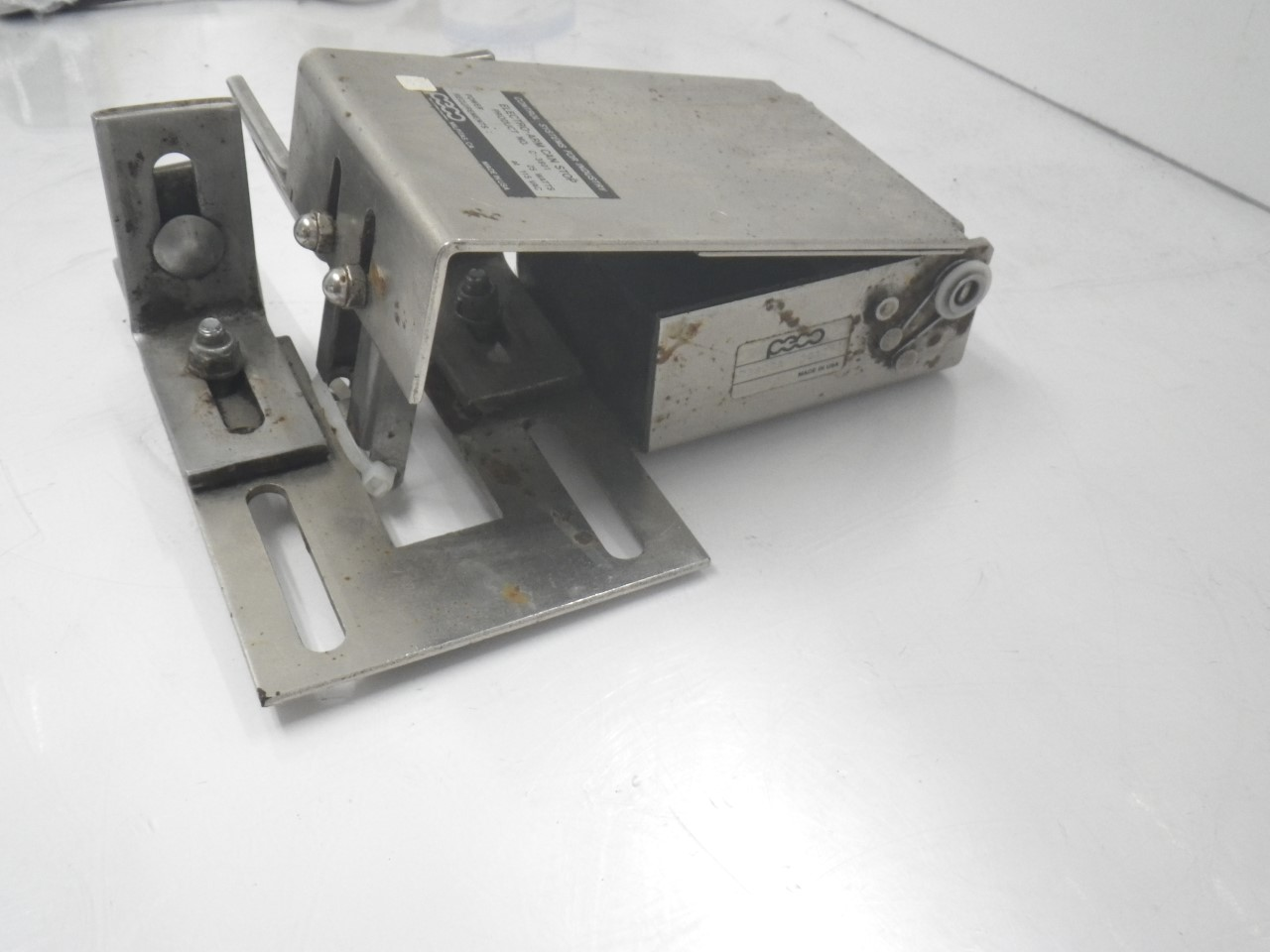 IMGP6937C-3801 C-3800A 3012Peco Electro-arm Controls forPackage Inspection(Used Tested) (18)