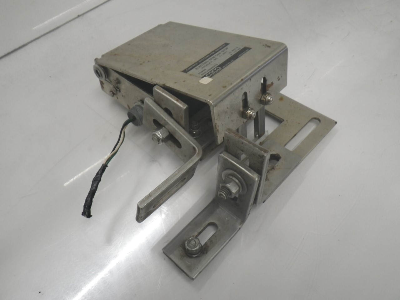 IMGP6937C-3801 C-3800A 3012Peco Electro-arm Controls forPackage Inspection(Used Tested) (3)