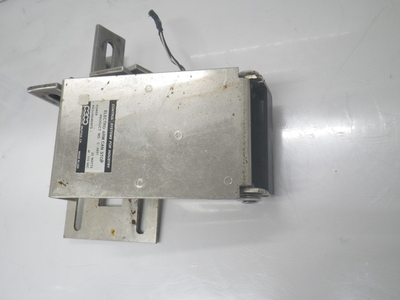 IMGP6937C-3801 C-3800A 3012Peco Electro-arm Controls forPackage Inspection(Used Tested) (5)