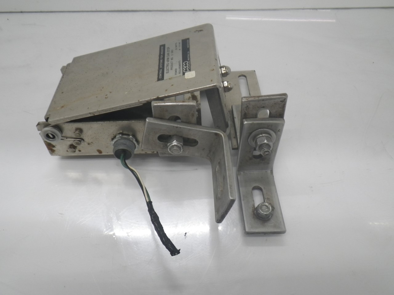 IMGP6937C-3801 C-3800A 3012Peco Electro-arm Controls forPackage Inspection(Used Tested) (7)