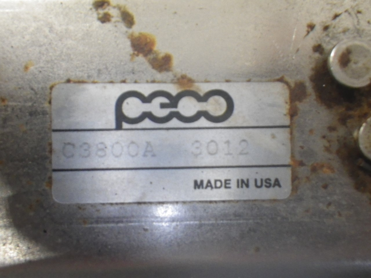 IMGP6937C-3801 C-3800A 3012Peco Electro-arm Controls forPackage Inspection(Used Tested) (9)