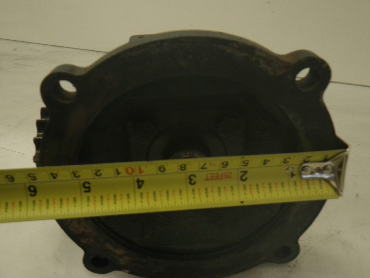 IMGP6972M01133-2 Flexaline GearBox 0.260 inhp, ratio140 motor frame56c (Used Tested) (12)