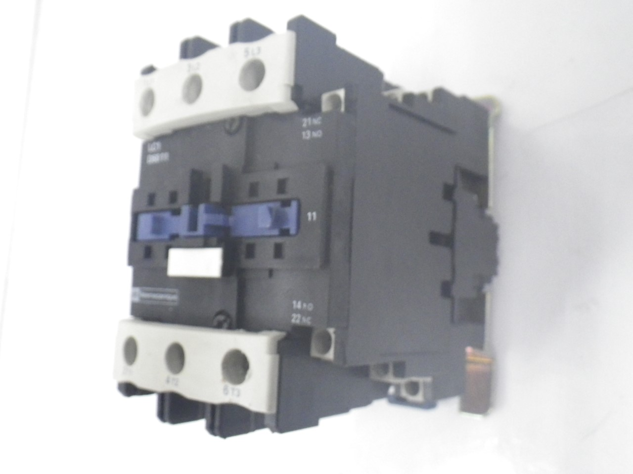 IMGP8343125A, 600V (17)LC1D8011 Telemecanique Contactor Magnetic Power Relay 125a, 600v (Used Tested)