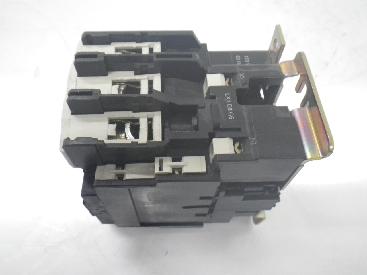 IMGP8343125A, 600V (5)LC1D8011 Telemecanique Contactor Magnetic Power Relay 125a, 600v (Used Tested)