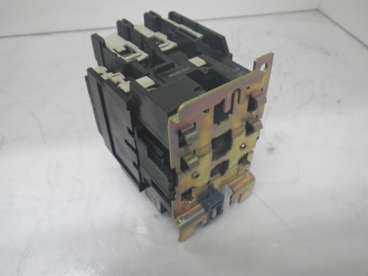 IMGP8343125A, 600V (6)LC1D8011 Telemecanique Contactor Magnetic Power Relay 125a, 600v (Used Tested)