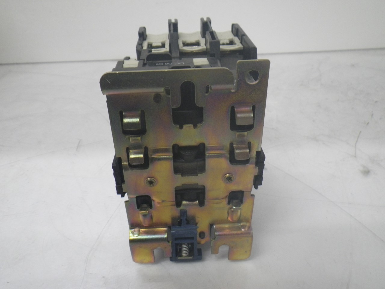 IMGP8343125A, 600V (7)LC1D8011 Telemecanique Contactor Magnetic Power Relay 125a, 600v (Used Tested)