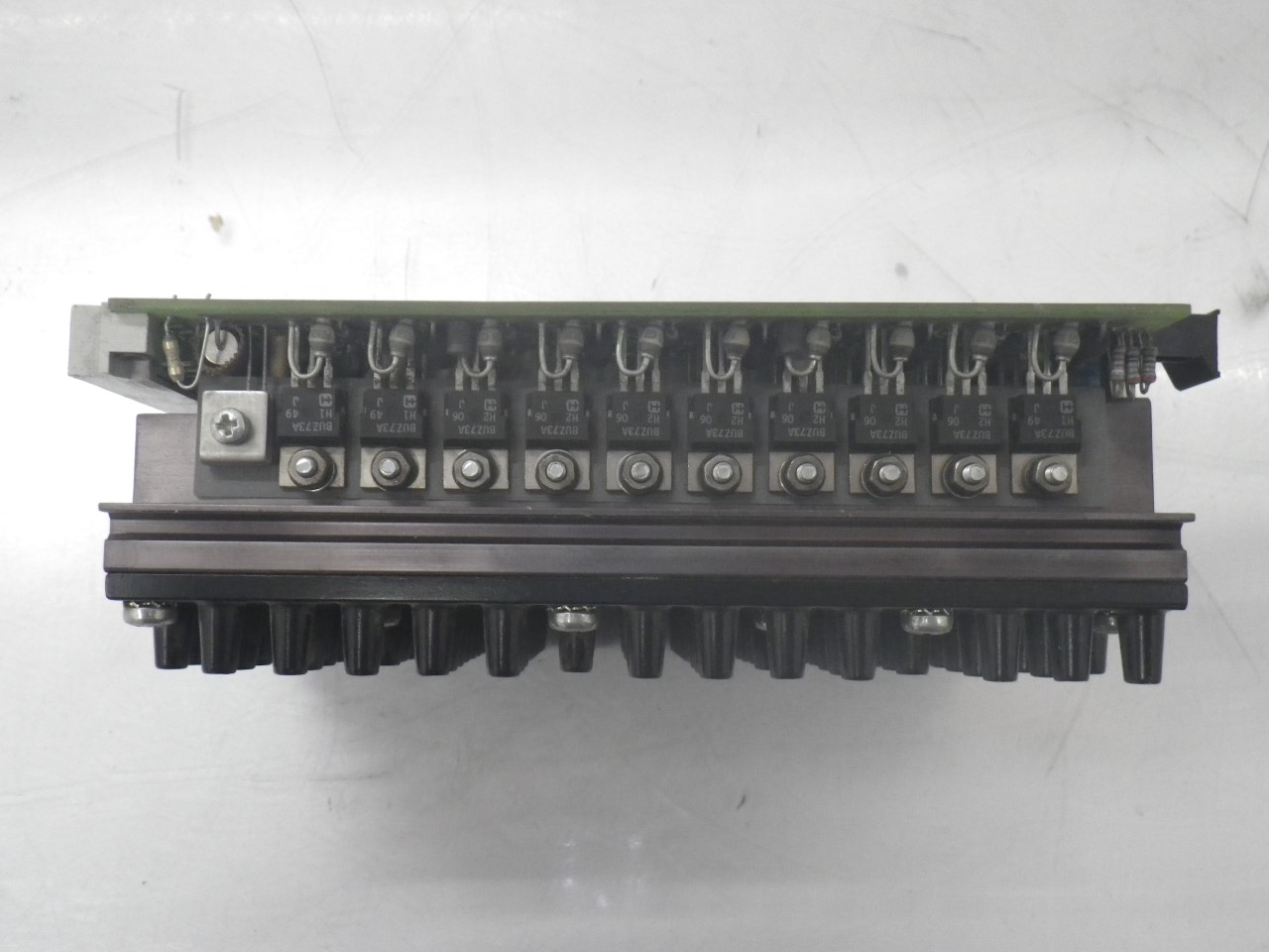 IMGP8387D 550 RS 19 Berger Lahr Stepper Drive + Siemens B1500-D325 Board(Used Tested) (1)