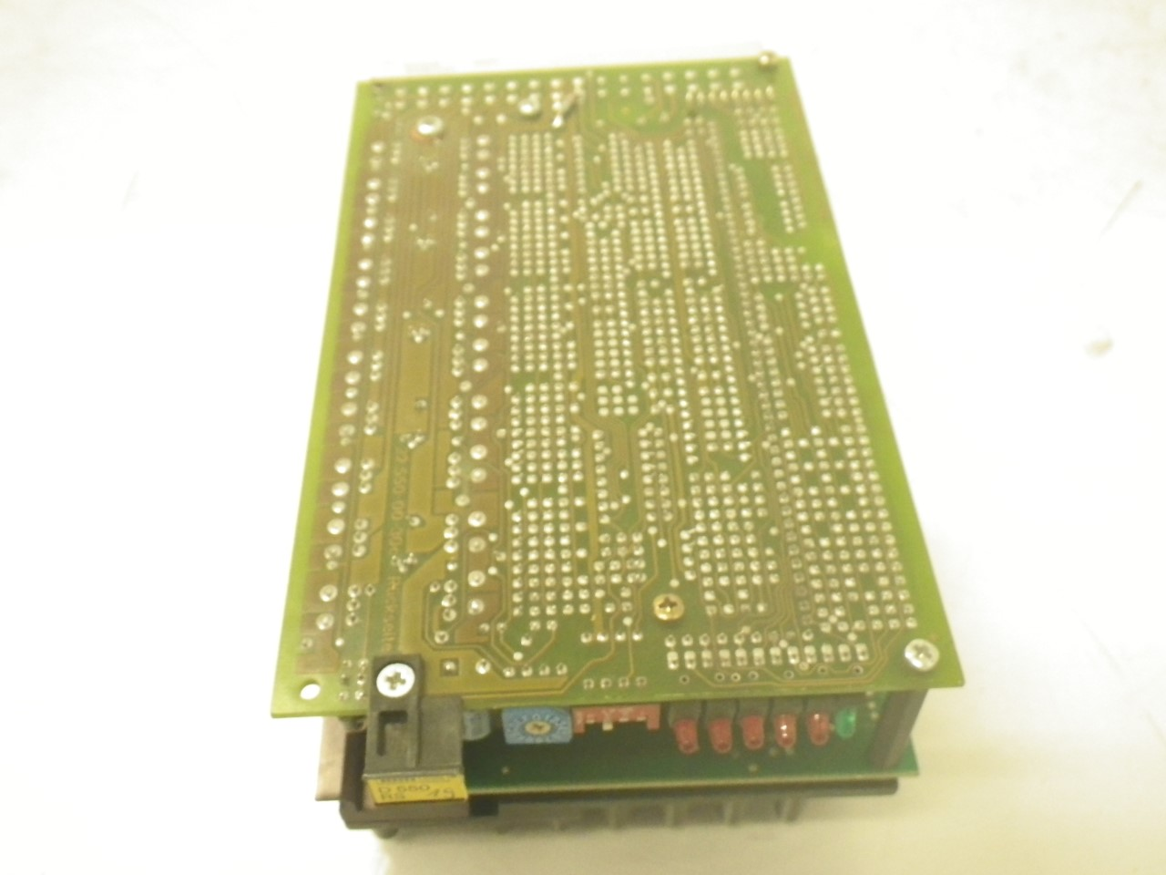 IMGP8387D 550 RS 19 Berger Lahr Stepper Drive + Siemens B1500-D325 Board(Used Tested) (11)