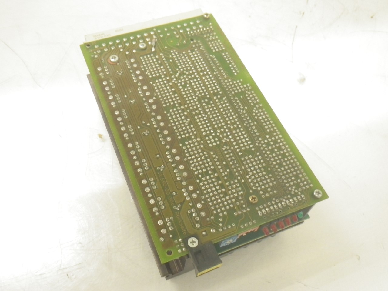 IMGP8387D 550 RS 19 Berger Lahr Stepper Drive + Siemens B1500-D325 Board(Used Tested) (12)
