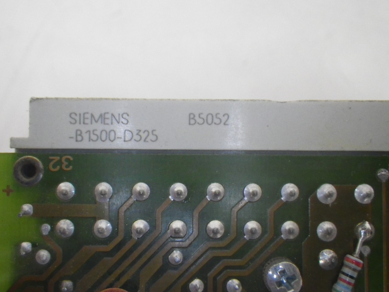 IMGP8387D 550 RS 19 Berger Lahr Stepper Drive + Siemens B1500-D325 Board(Used Tested) (22)