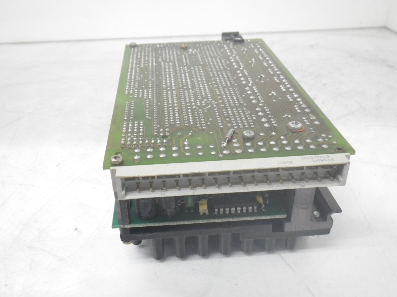 IMGP8387D 550 RS 19 Berger Lahr Stepper Drive + Siemens B1500-D325 Board(Used Tested) (8)