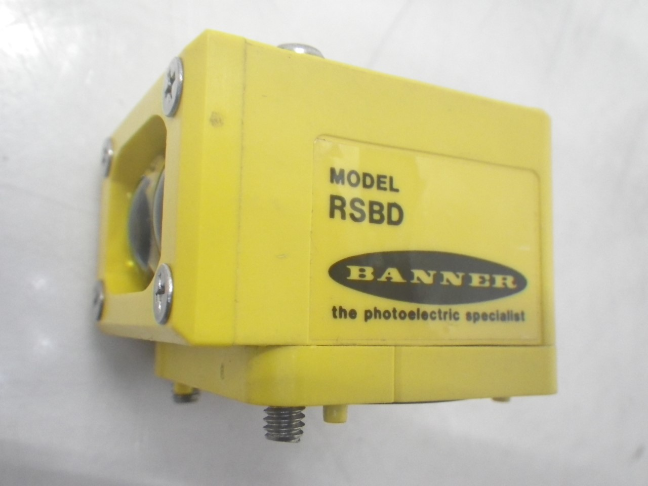 IMGP8411RSBD Banner Engineering Photoelectric Sensor Maxi-beam Diffuse(Used Tested) (13)