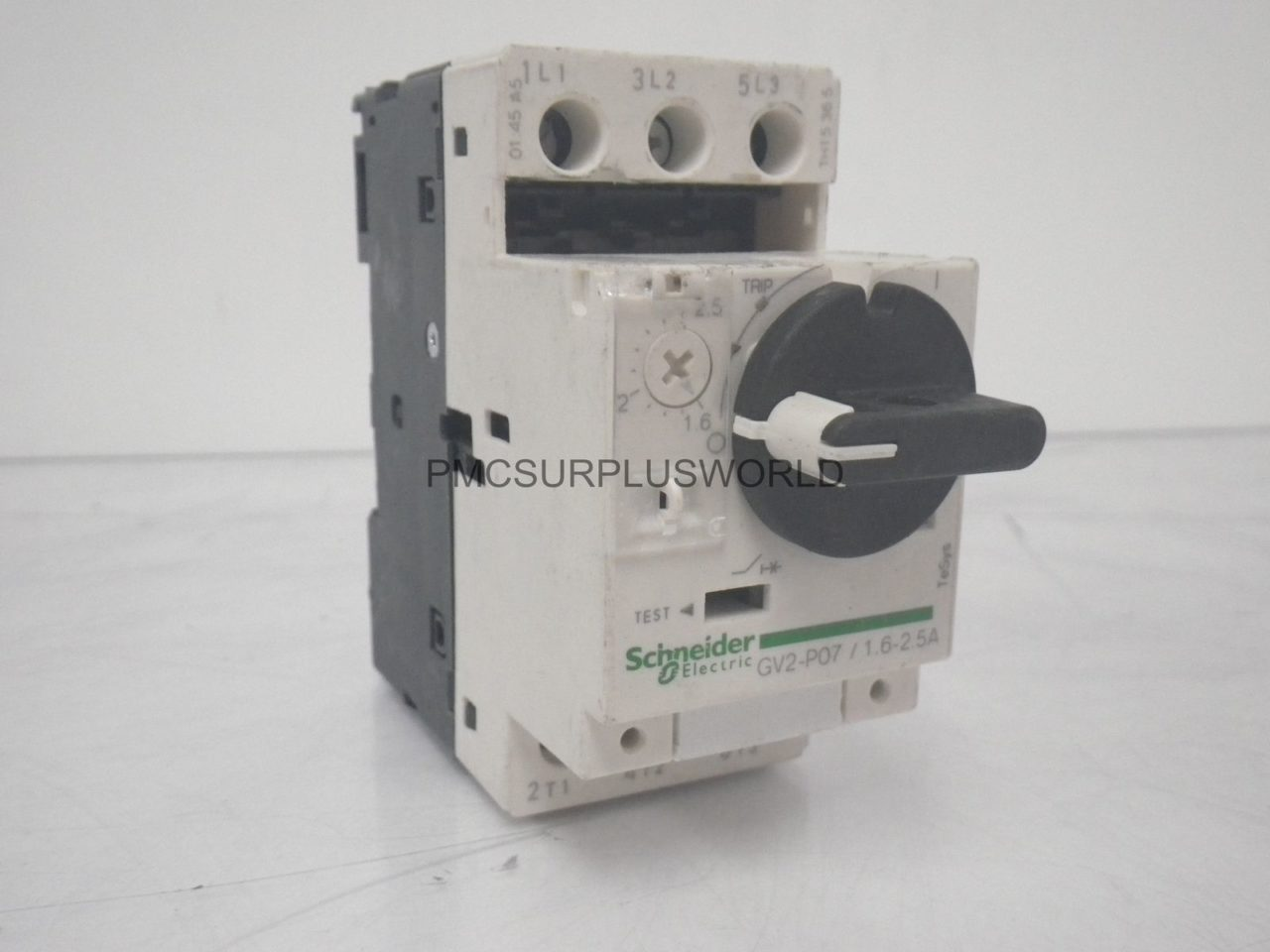 Gv2 Po7 Gv2po7 Schneider Electric 16 25a Motor Circuit Breaker 240 3 Phase Contactor Wiring