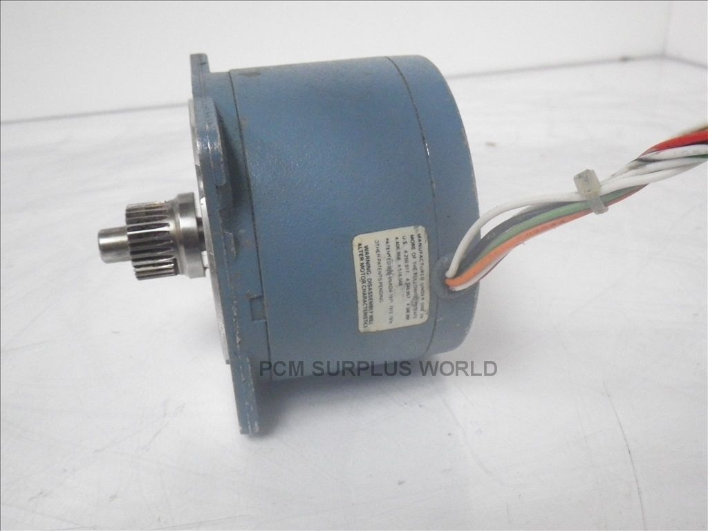 Superior electric slo syn m091 fd 8109 m091fd8109 used for Superior electric slo syn motor
