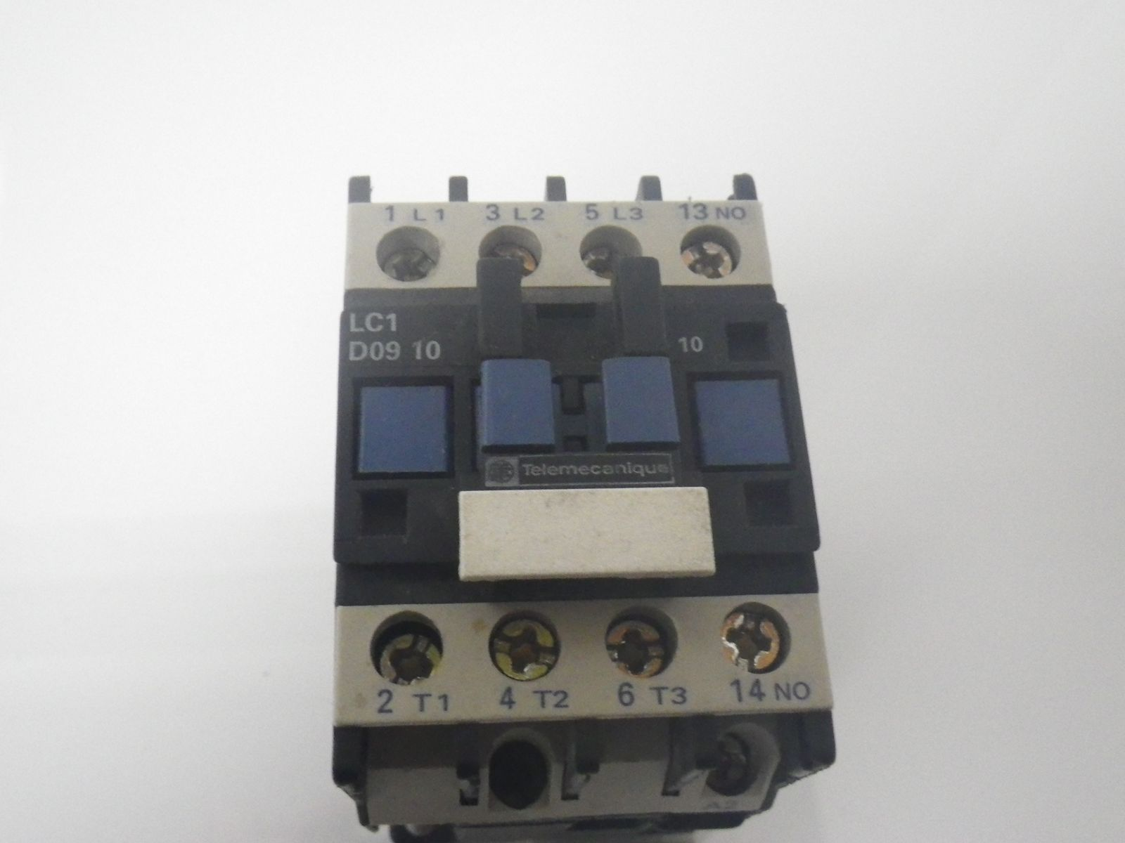 Lc1 D09 10 Lc1d0910 Telemecanique Contactor  Used And Tested