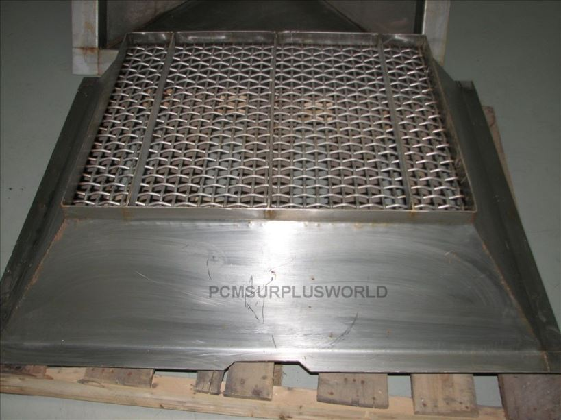 Commercial Stainless Steel Exhaust Vent Ventilation Hood