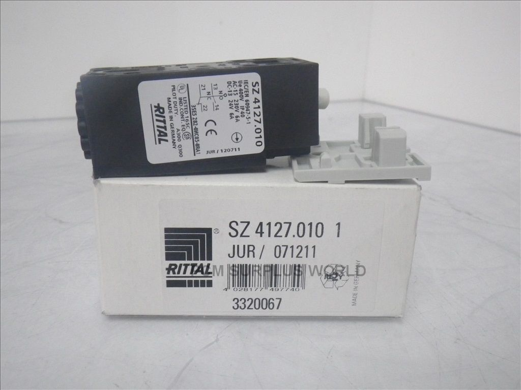 SZ 4127.010 1 SZ41270101 Rittal Door Switch Without Connection (New ...