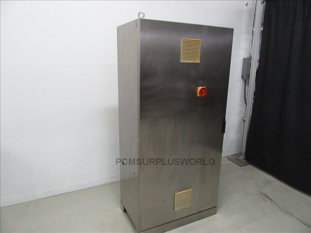 Stainless Steel Electrical Enclosure Box Control Panel Cabinet 39 ...