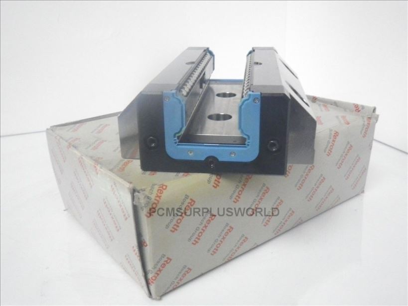 main R165359410 Bosch Rexroth Ball Rail Runner Block origin In Box image